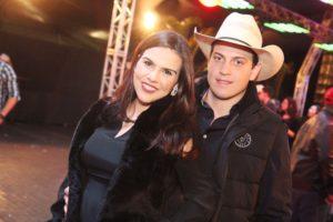 Georgia Leal e Guilherme Martins