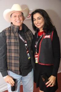 Gilmar e Carla Torres