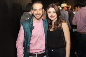 Vinicius Pires e Rafaela Vetorazzo