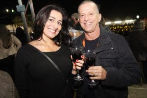 Carla e o Coronel Gilmar Torres