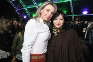 Eliane Modesto e Eliani Nimer roqueiras nata