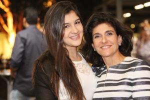 Gabiela e Claudia Togni no Georgina Bunisses