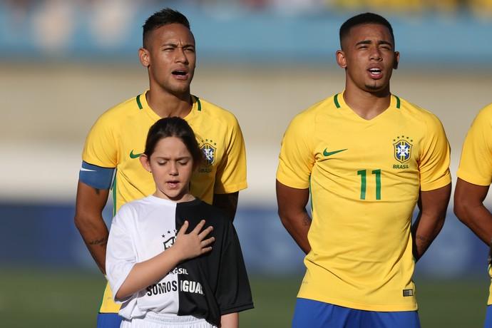 Seleção de Rogério Micale dá o pontapé inicial na busca pela inédita medalha  de ouro contra África do Sul 4c4b9494cced0