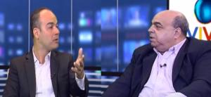 Kawel Lotti candidato a Prefeito de Rio Preto e o jornalista Luiz Storino