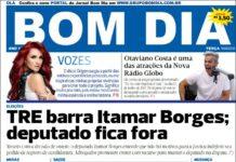 Edição digital do JORNAL BOM DIA 17/09/2018