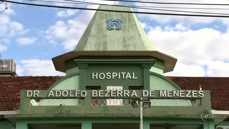 hospital - bom dia