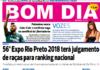 Capa Jornal Bom Dia 24/10