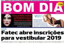 Jornal Impresso - Jornal bom dia