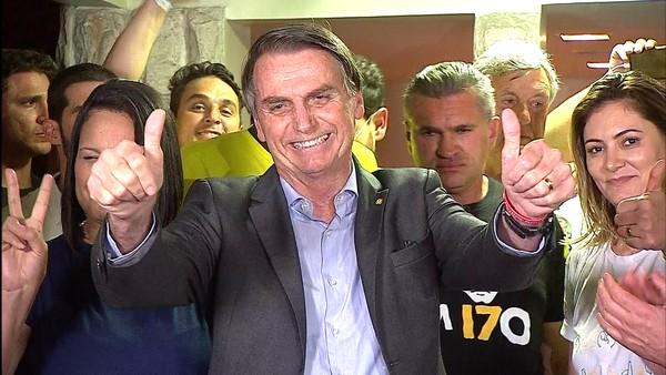 Bolsonaro - Jornal bom dia