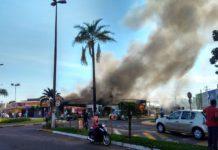 Incendio - Jornal Bom Dia