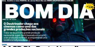 Jornal digital - Jornal bom dia