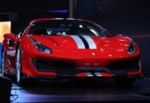 Ferrari - Jornal bom dia