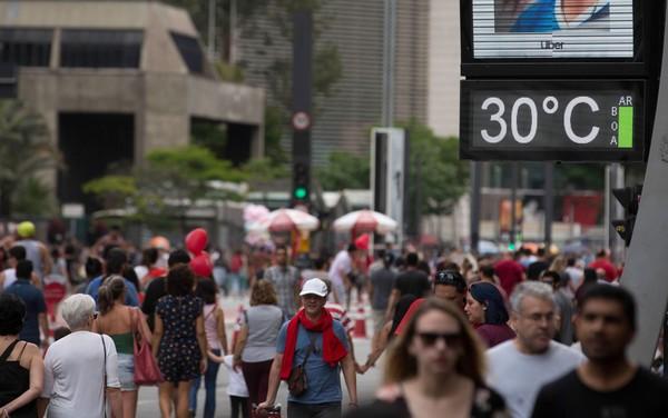 Avenida Paulista - Jornal bom dia